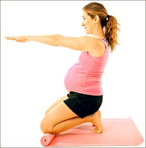 Занятие спортом при беременности
