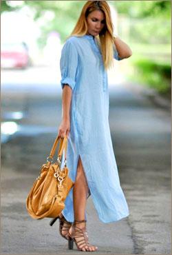 Какая обувь подходит для длинных юбок