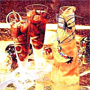 Рождественская лавка и вкусные подарки в Christian