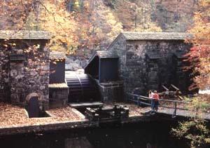 Пороховая мельница