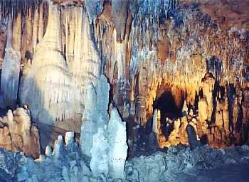 Пещеры Флориды