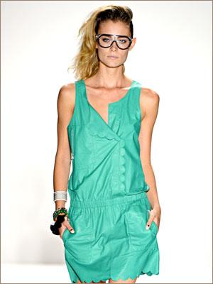 0cb750f5d2b Модные летние платья 2013