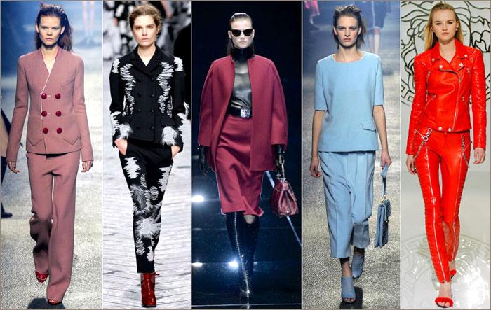 Цветные пиджаки женские 2014