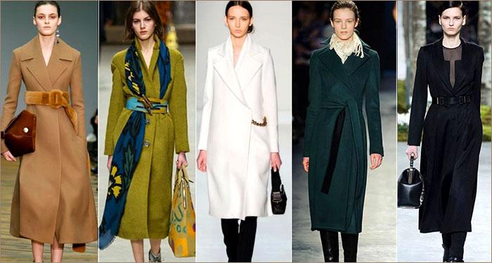 6bf60e900443 Модные фасоны пальто осень-зима 2014-2015