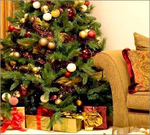 Весёлые новогодние подарки