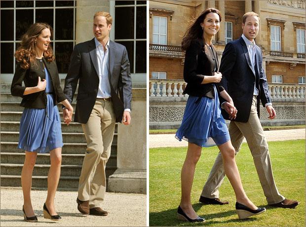 Кейт миддлтон и принц уильям знакомство совместный отдых с девушкой