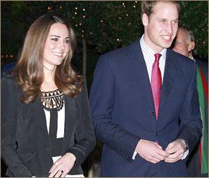 Кейт Миддлтон и ее муж очаровали жителей Уэльса