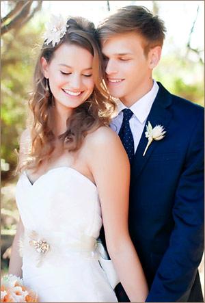 Какое время года выбрать для свадьбы