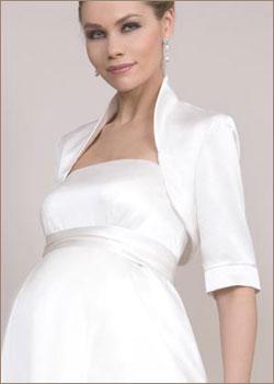Свадебные платья для беременных. Модно носим!