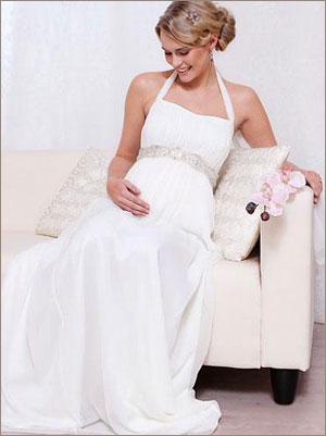 Свадебное платье для беременной невесты a9f176a3c41