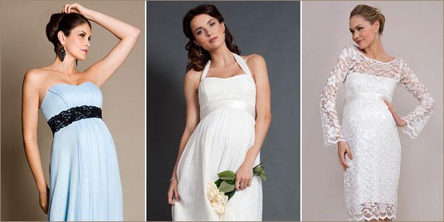 Короткие свадебные платья для беременных abbcb13355a