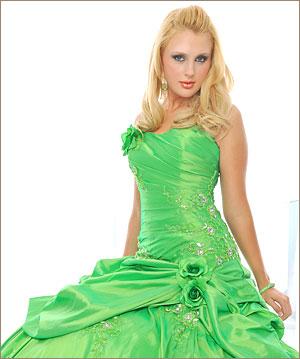 Wedding Saloon :: Цветное свадебное платье - Свадебные платья и